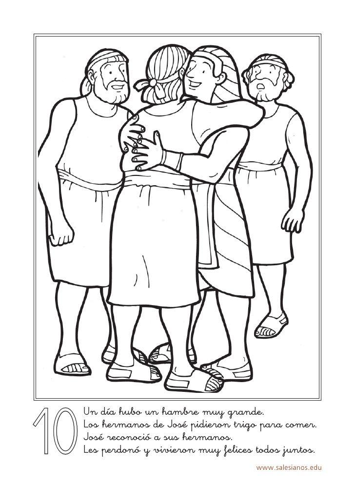 Colorear Historia Salvacion | ore | Teacher appreciation, Teacher ...