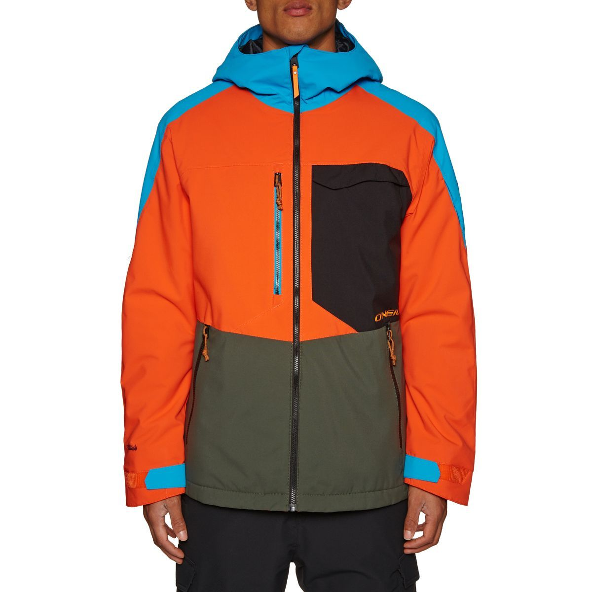 3e26e5fc97 Buy O'Neill Exile Snow Jacket Bright Orange with great prices, Free  Delivery* & Free Returns at surfdome.com.
