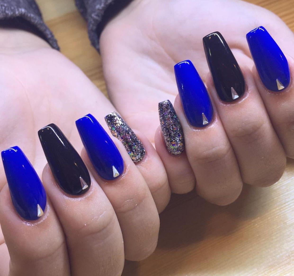 Blue \u0026 Black