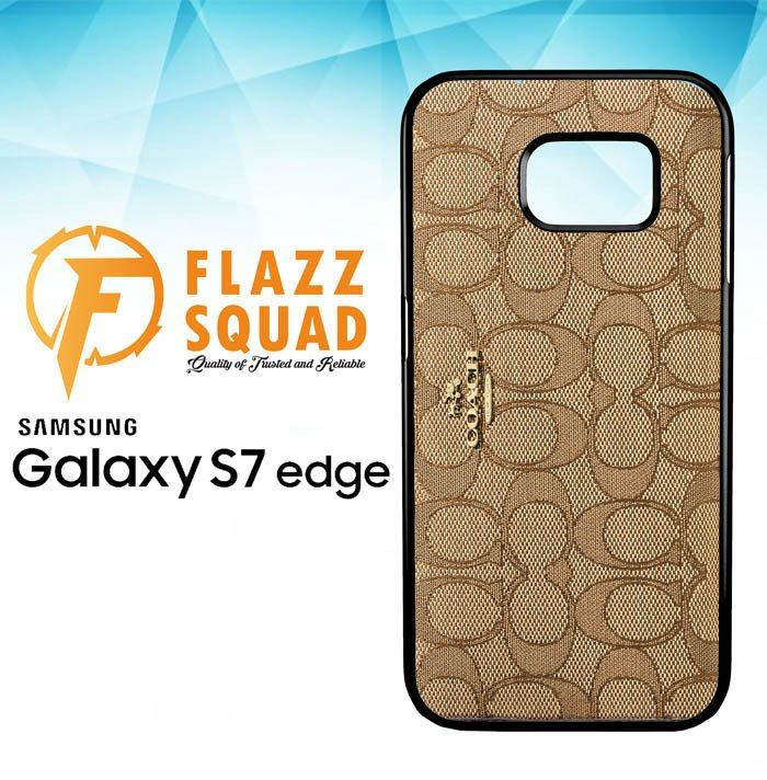 finest selection 2b52a 0129c Coach Wallet X4784 Samsung Galaxy S7 Edge Case | phone accessories ...