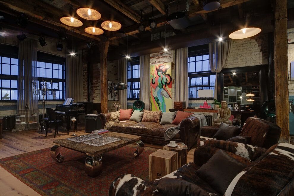 Midlife Crisis Loft by Lev Lugovskoy Midlife crisis, Lofts and