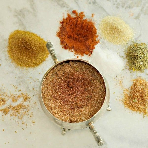 Dry Spice Rub for Steaks • Loaves and Dishes Steak rubs