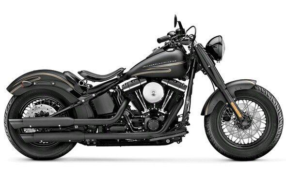 Softail Slim Blackout Softail Slim Harley Softail Softail