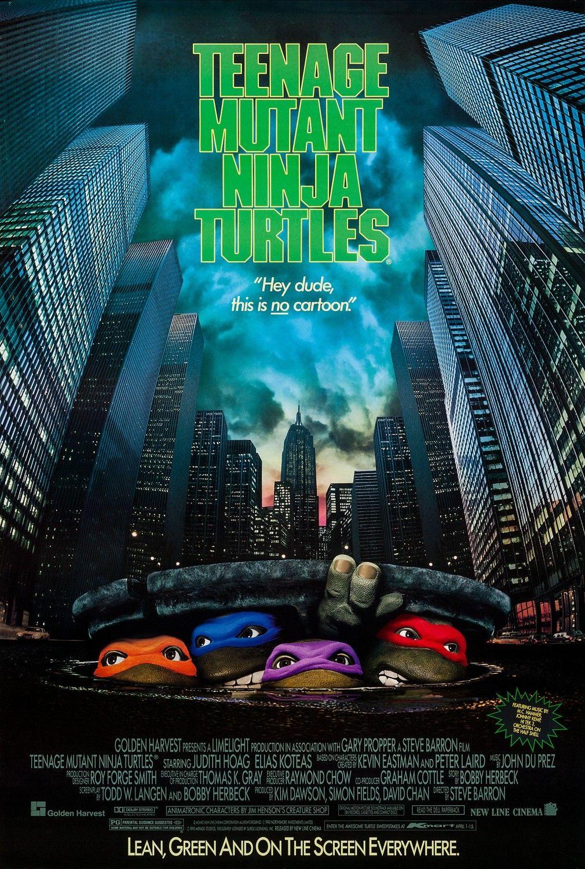 Teenage Mutant Ninja Turtles 1990 Tartarugas Ninjas Filmes Online Dublado Cinema