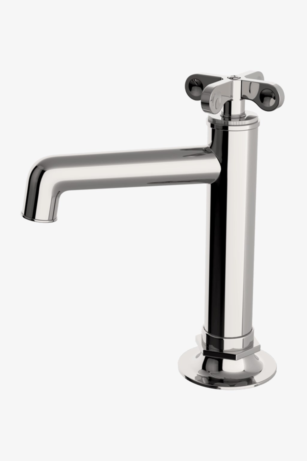 Henry One Hole High Profile Bar Faucet Metal Cross Handle In 2020 Bar Faucets Metal Cross Faucet