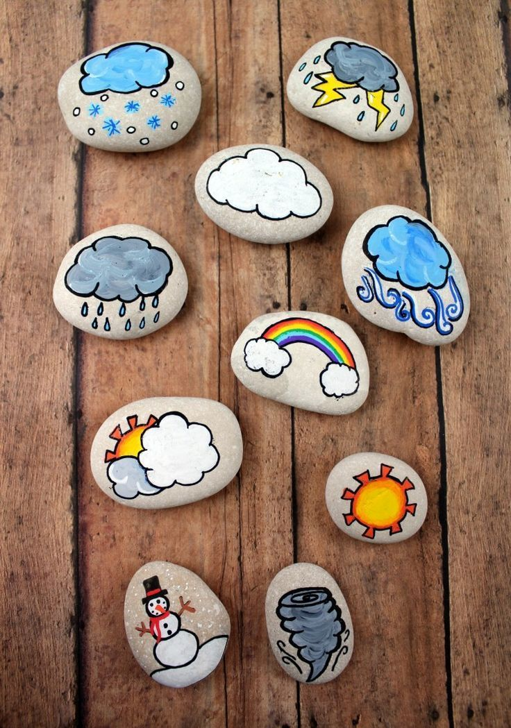 Photo of Weather Story Stones