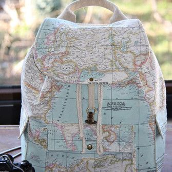 Backpack purse old world map design google search school backpack purse old world map design google search gumiabroncs Image collections