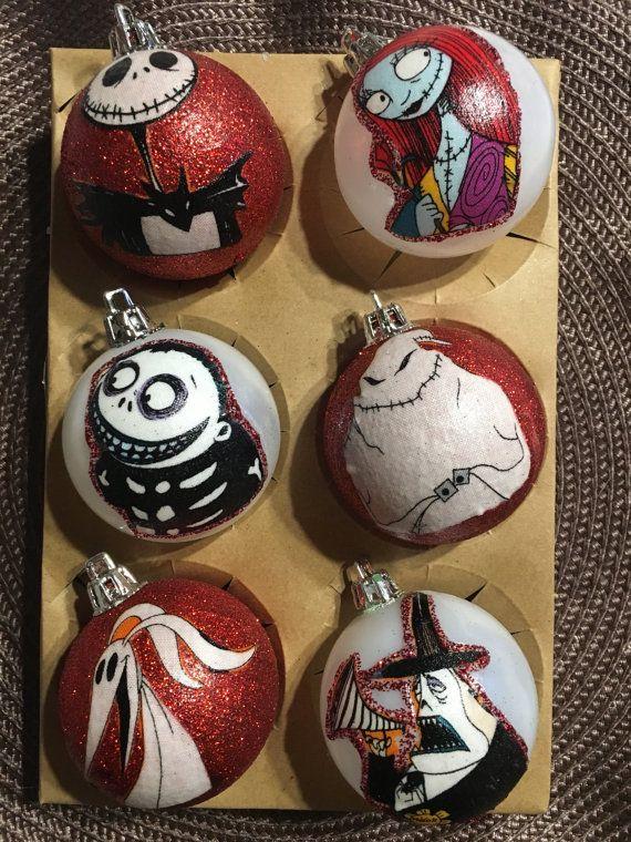 Pesadilla antes de adornos de Navidad Navidad por CreativeGitana
