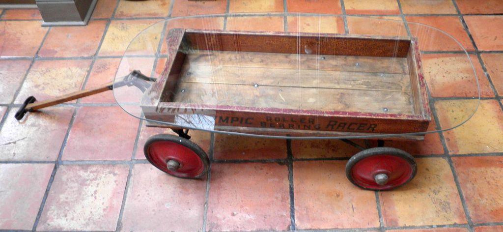 Vintage Child 39 S Pull Wagon