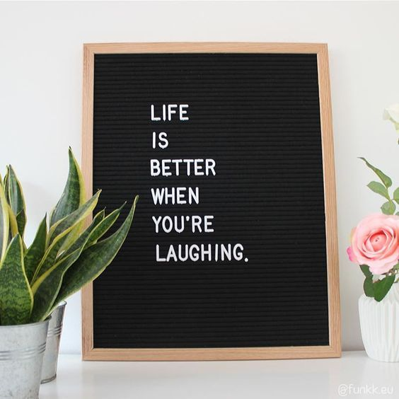 Inspirational Letter Board Quotes. Felt Letter Board In
