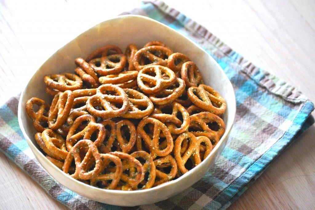 Ranch pretzels 210 oz bags mini pretzels 12 c 4 oz