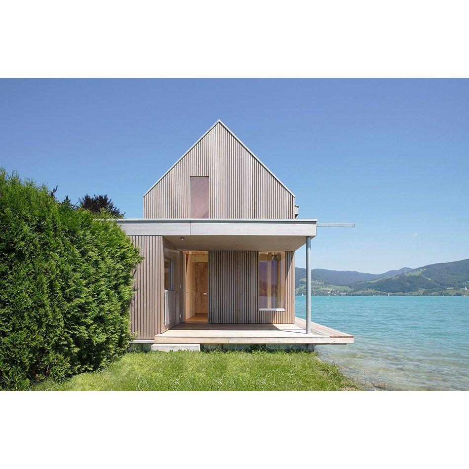 0088 Ferienhaus Haus Am See Lhvh Architekten: Pin Von Freddi Auf Architektur