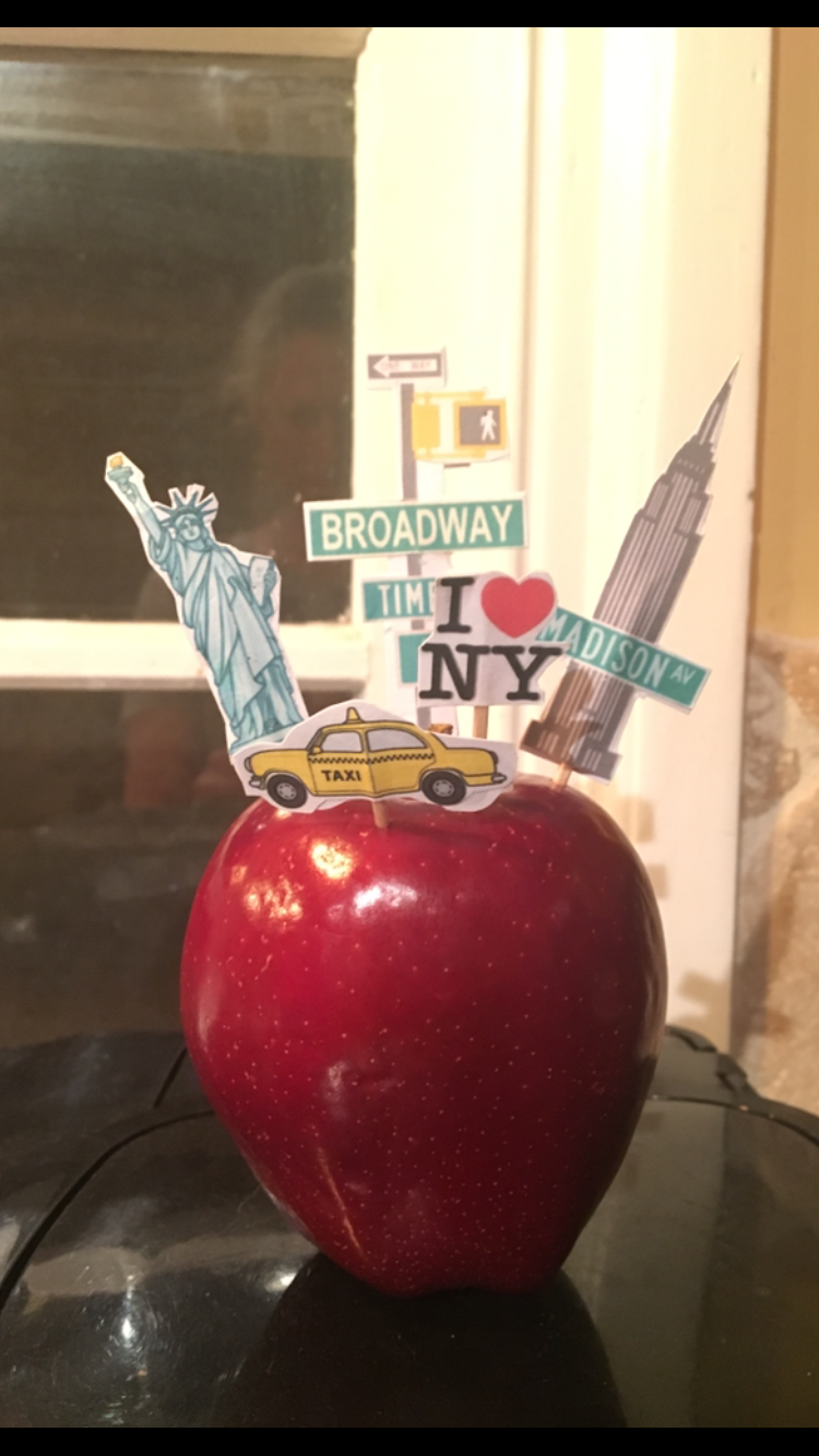 Surprise Trip To New York