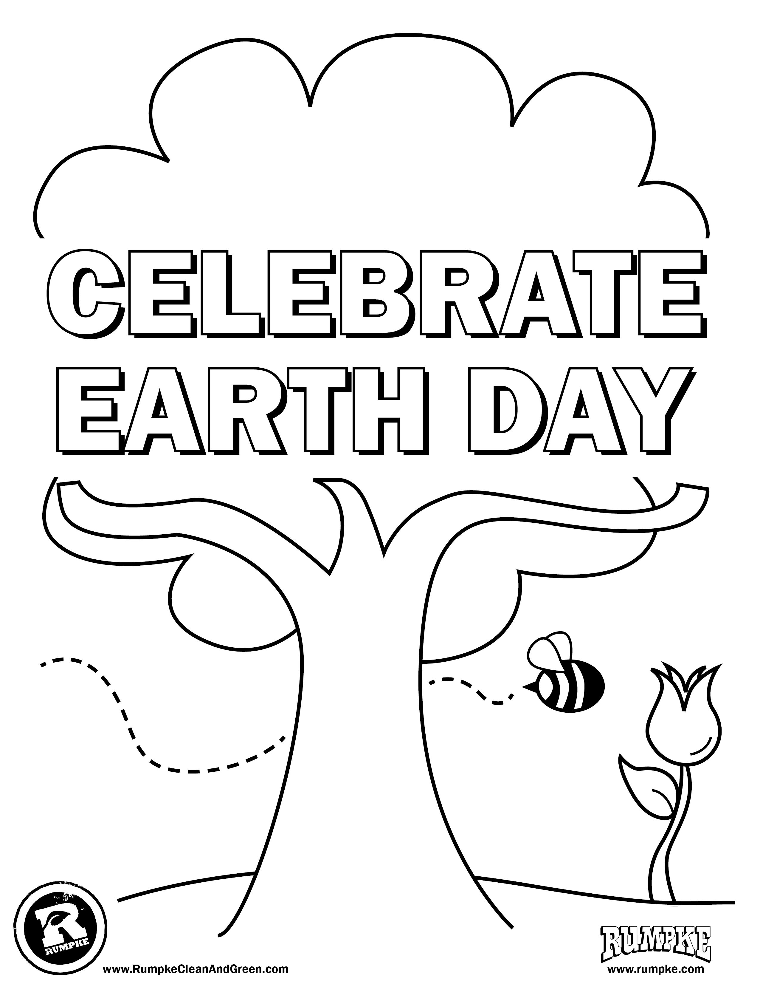 Earth Day Coloring Sheet 2015 Earth Day Coloring Pages