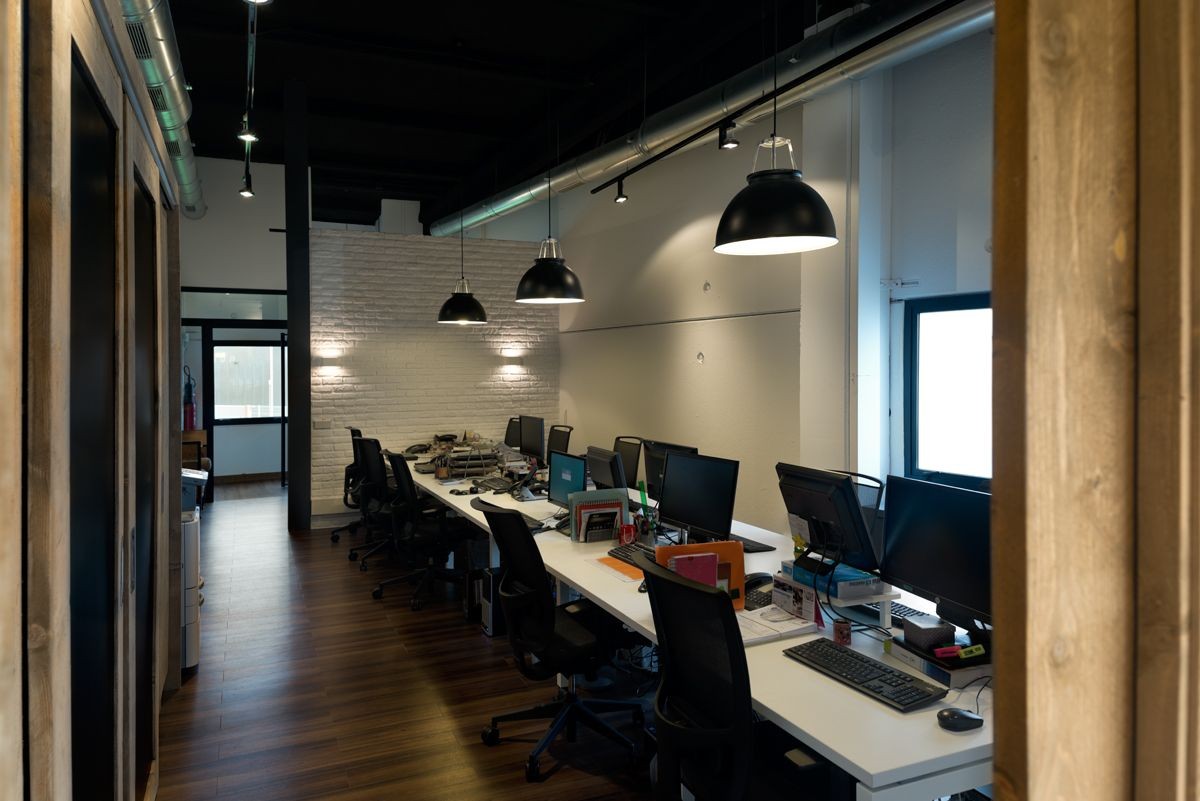 Proyecto oficinas kosas de kasa interiorismo   Industrial