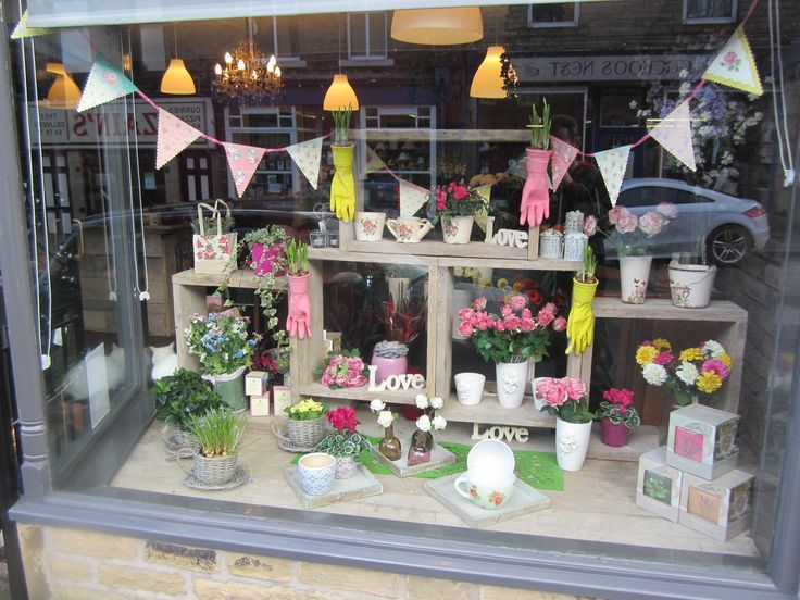 Mothers Day Window Display Ideas And Suggestions Spring Window