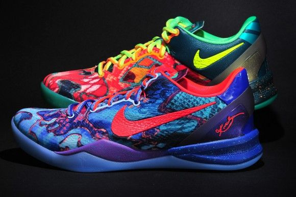 Nike Zoom Kobe 8 What the Kobe Detailed Pictures   Basketball ...