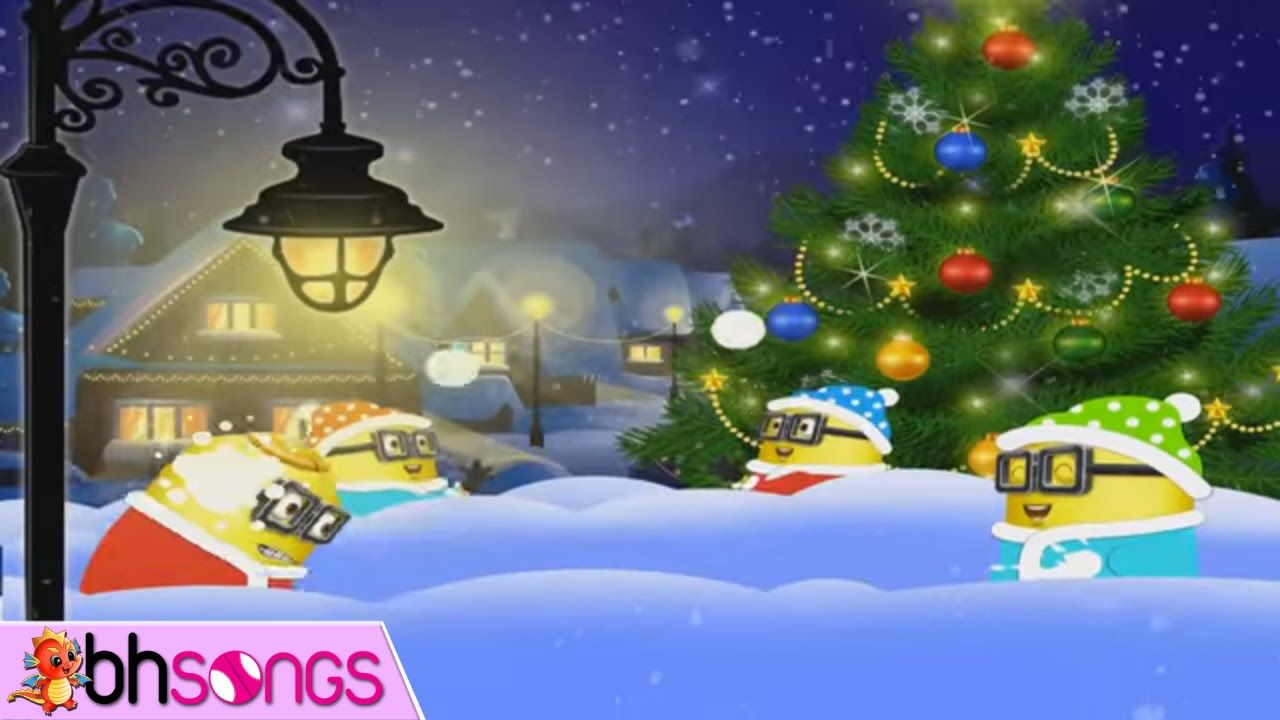 minions christmas song we wish you a merry christmas song for children - Minions Christmas Song