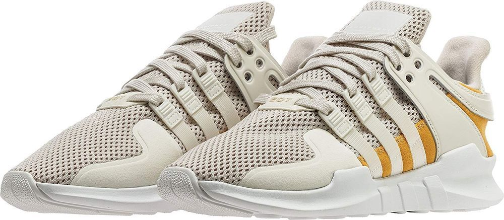 lowest price 28c0b 7f291 Adidas EQT Support ADV in Off-White and Tactile Yellow fashion clothing  shoes accessories mensshoes athleticshoes (ebay link)