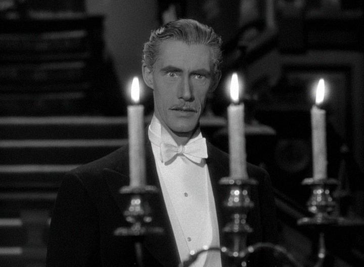 House of Dracula (1945) | John carradine, Horror movie icons, Frankenstein  film