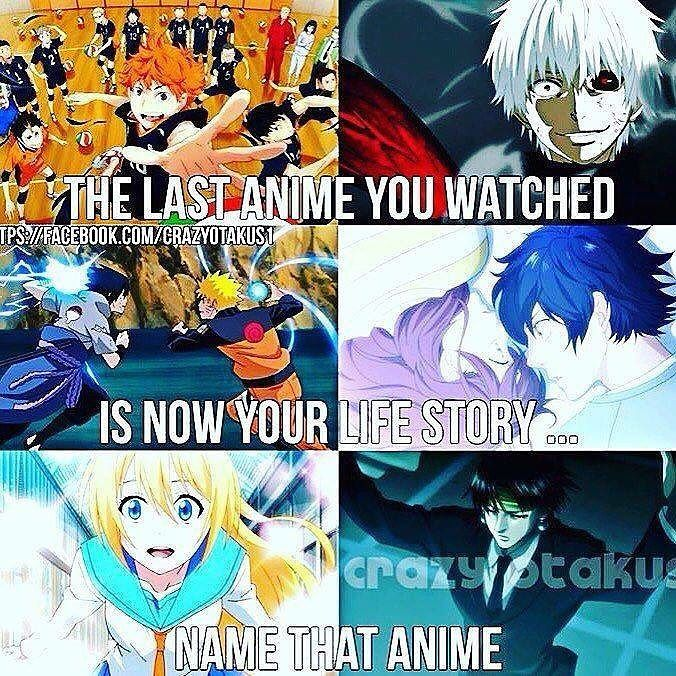 The last anime I finished was kaichou wa maid sama😍 but
