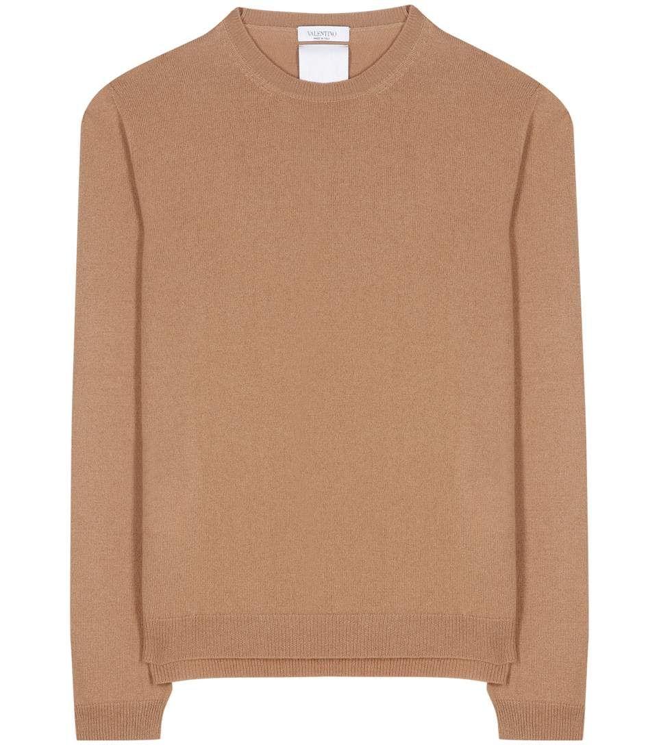 VALENTINO Rockstud Untitled cashmere sweater. #valentino #cloth ...