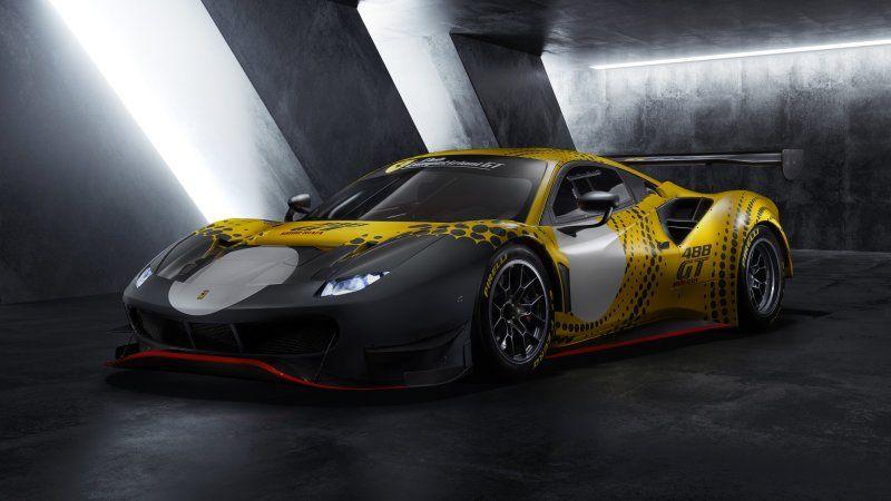 2021 Ferrari 488 Gt Modificata Limited Edition Track Car Announced Ferrari 488 Super Cars Ferrari