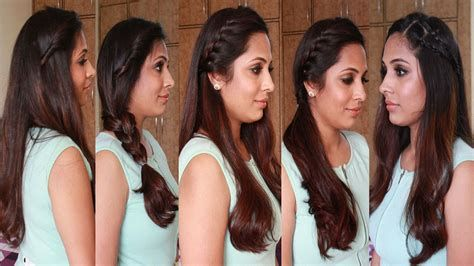 Easy Hairstyle Hindi How To Make Juda Hairstyle At Home In Hindi