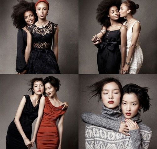 Lesbian Sisters In Love