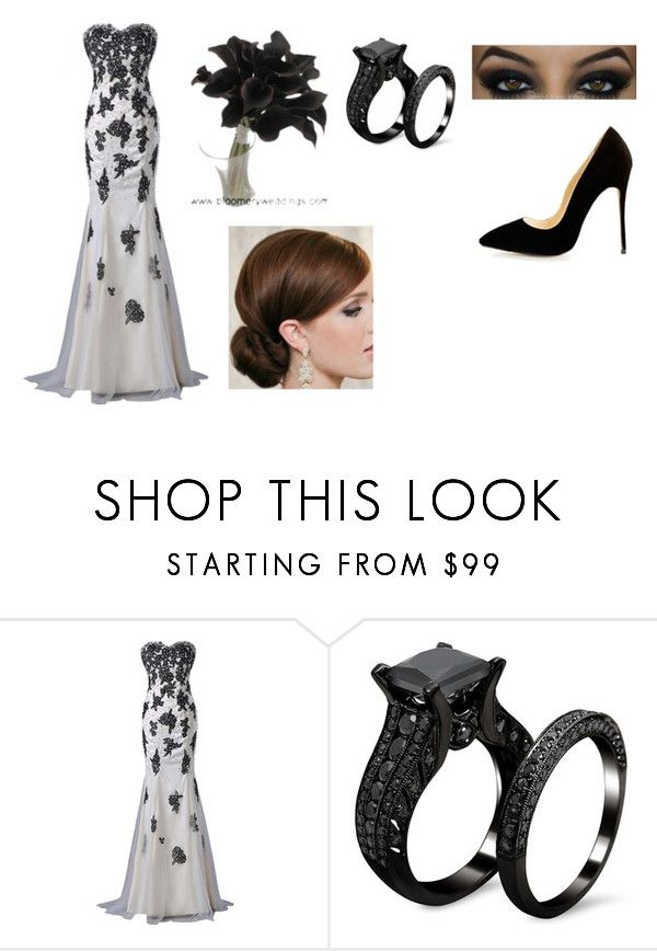 """Wedding Day"" by bdouglas018 ❤ liked on Polyvore"