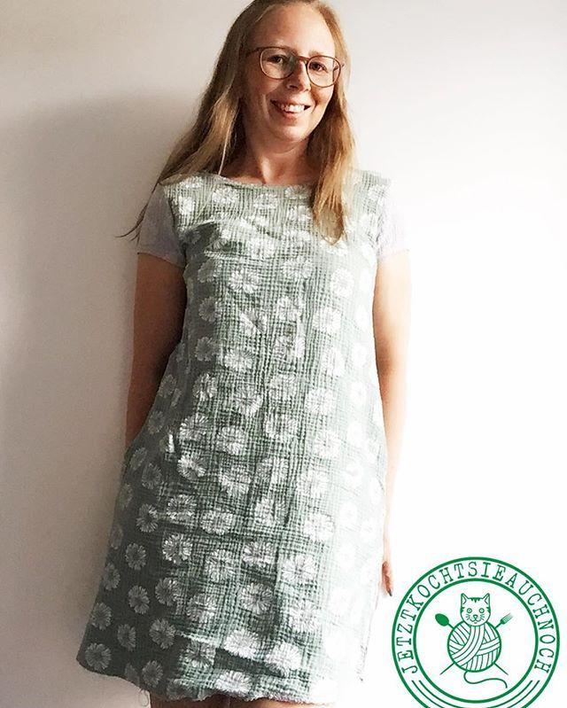 Kleidchen Nr 1 Von Rosa P Design Und Testnahen Enthalt Daher Werbelinks Kleidchen Kleidung Kleid Nahen