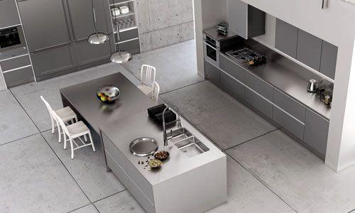 Cocinas de ensue o decoraci n deco pinterest - Cocinas de ensueno ...