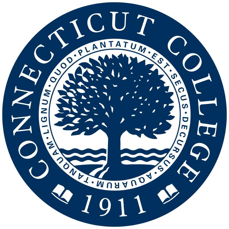 Formal Seal of Connecticut College, New London, CT, USA