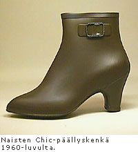 Chic-overshoe