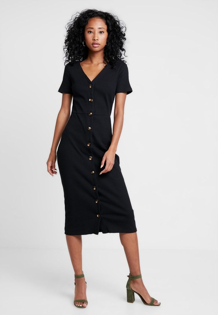c01d90e212931a Maxi-jurk - black   Zalando.nl 🛒 in 2019