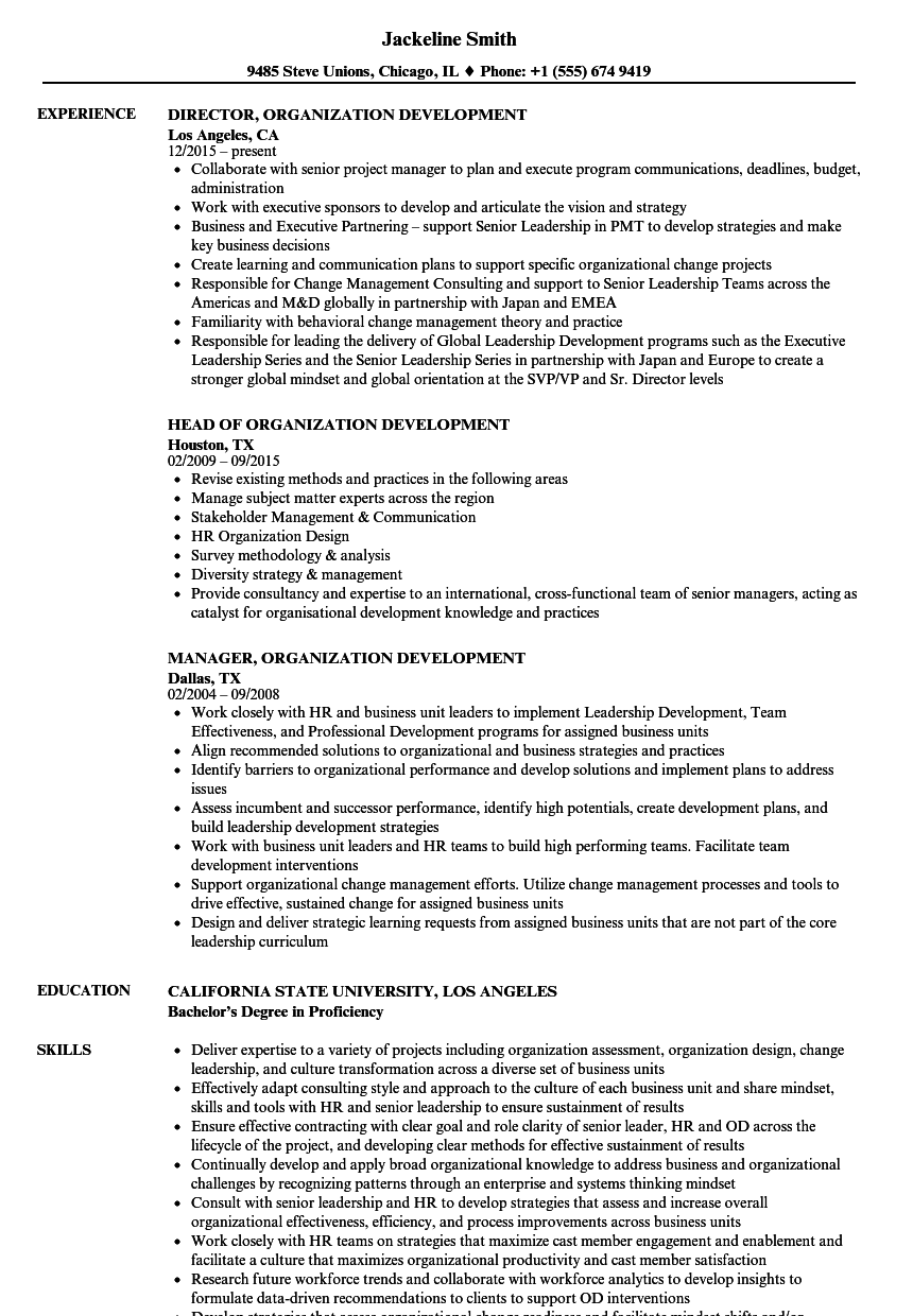 Core Qualifications Resume Examples Luxury organization