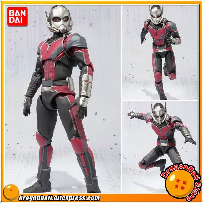 S.H.Figuarts SHF Marvel Captain America Civil War Ant-Man Action Figure New