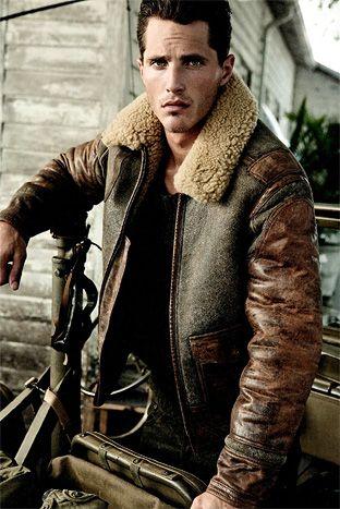 Style Fashion Jacket Schlachtrüstungen Leather Men's 7qzxxwP