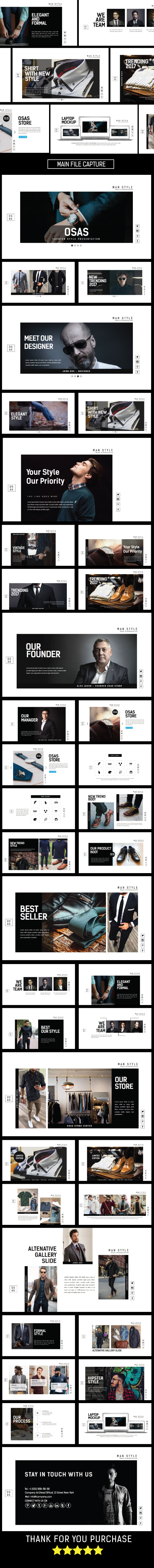Osas fashion style powerpoint template powerpoint templates osas fashion style powerpoint template powerpoint templates presentation templates toneelgroepblik Images