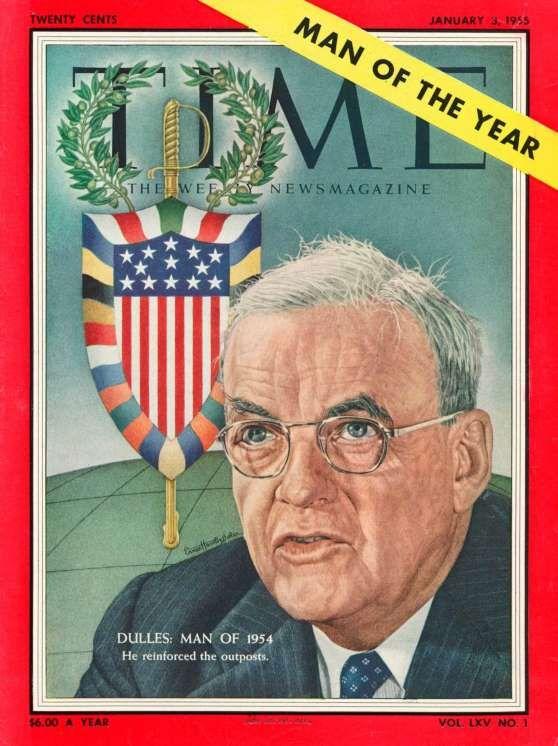 1954: John Foster Dulles - Time