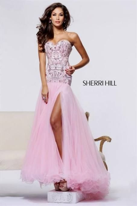 Pink Prom Dresses 2013