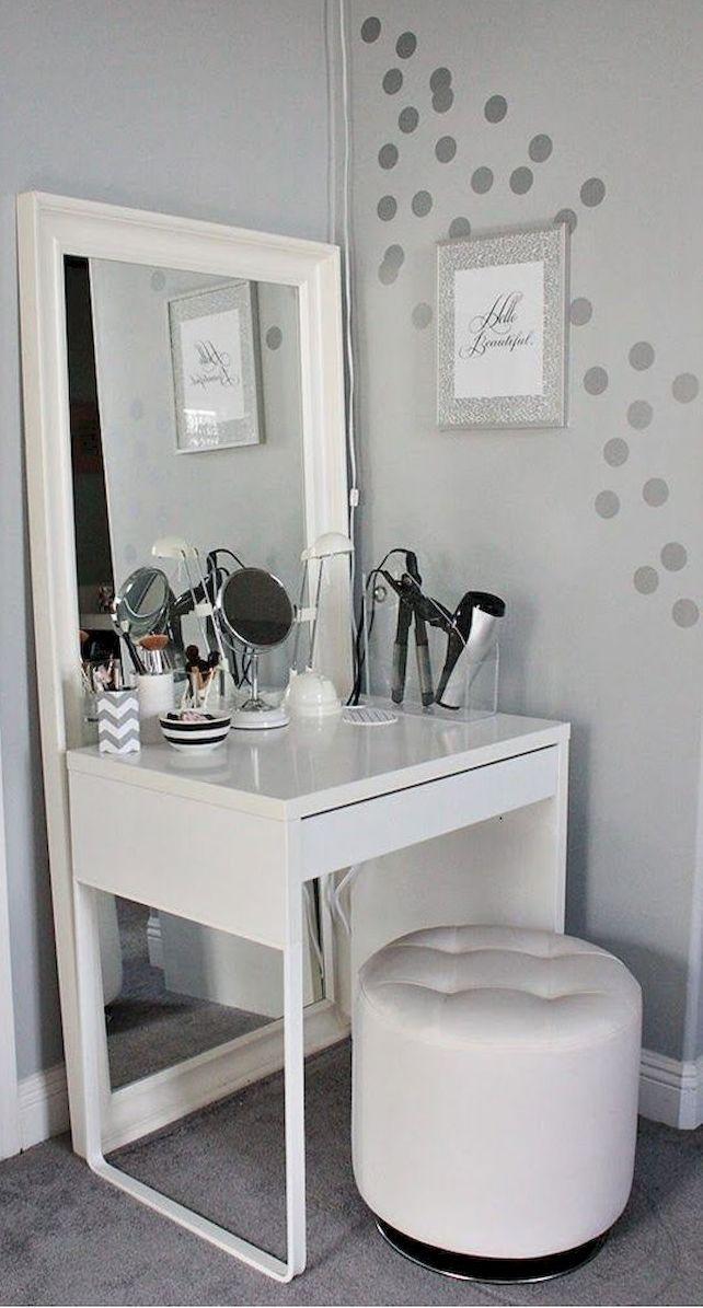 Best makeup table ideas jihanshanum also small dressing area bringing new sensations into interior rh pinterest