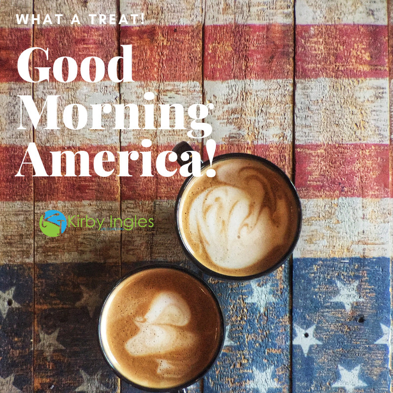 Good Morning America America Coffee Good Morning America America Good Morning