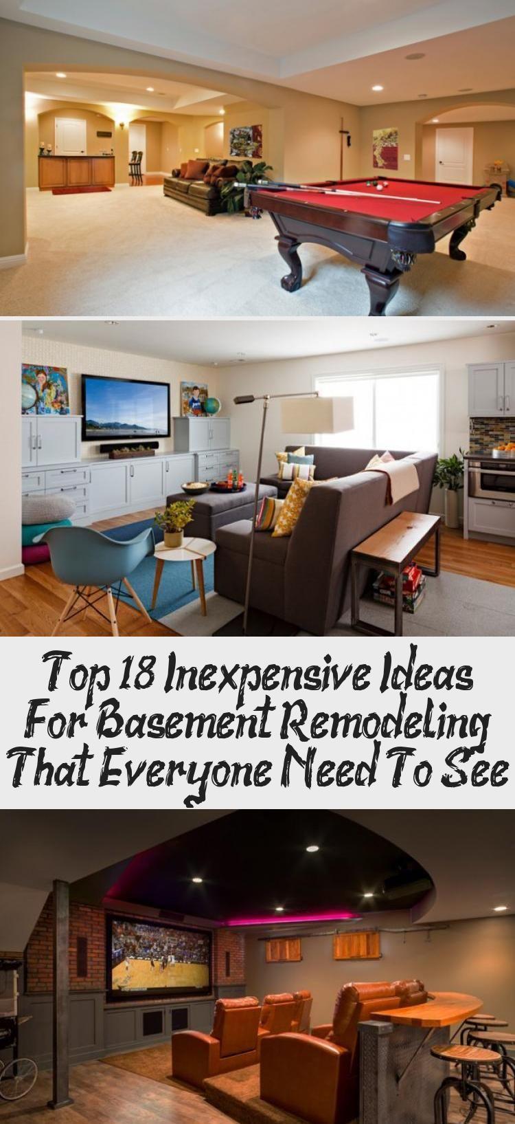 Photo of Top 18 preiswerte Ideen für den Umbau von Kellern, die jeder sehen muss – Des …
