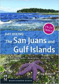 Book Review Dayhiking The San Juan and Gulf Islands (With