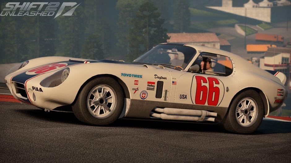 1965 Shelby Cobra Daytona Coupe | Need for Speed : Shift 2 Unleashed ...