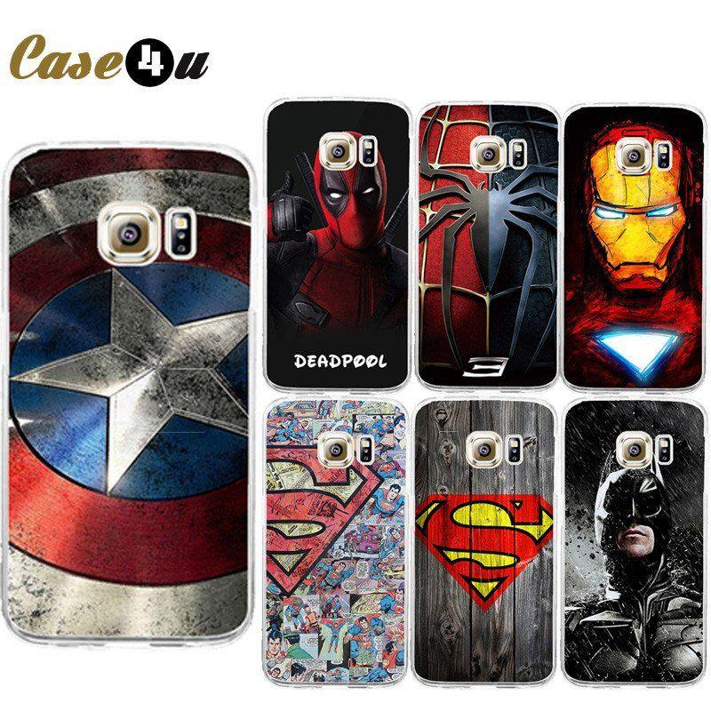 marvel phone case samsung s6