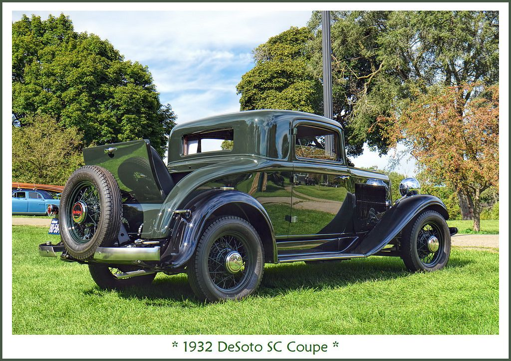 1932 DeSoto SC Coupe | old cars and trucks | Pinterest | Car photos ...