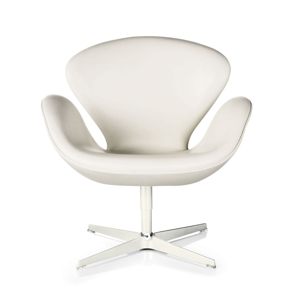50th Anniversary White Swan On Suite Ny Swan Chair Jacobsen Swan Chair Swan Chair Arne Jacobsen