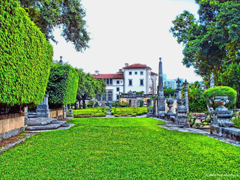 Villa Vizcaya Museums Gardens Miami Dade | Vizcaya near Miami ...